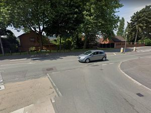 The junction of Bromley Lane and the A491 in Kingswinford. Photo: Google