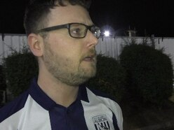 Blues 1 West Brom 1: Baggies fans on 'lucky' draw - WATCH