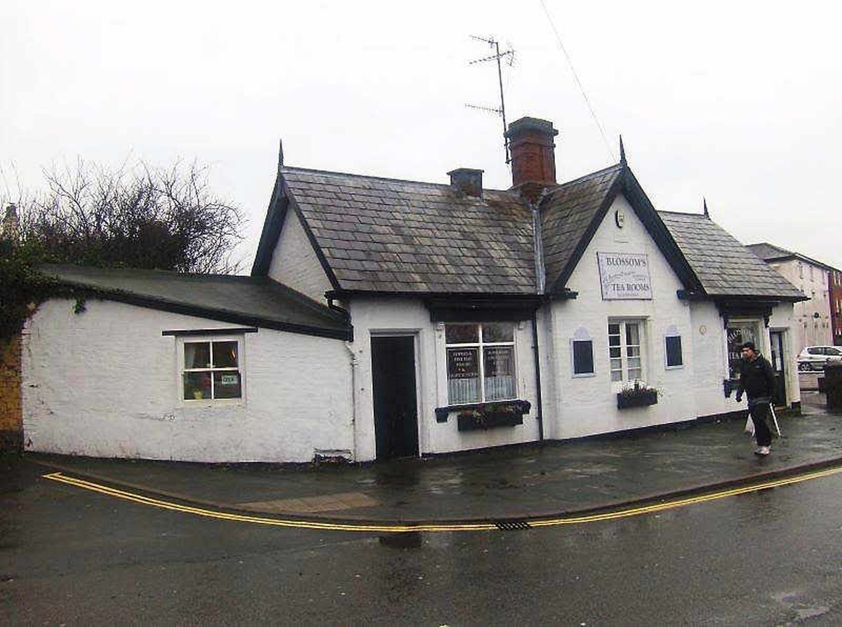 Blossoms Tea Rooms in Bewdley is valued at £80,000-£100,000