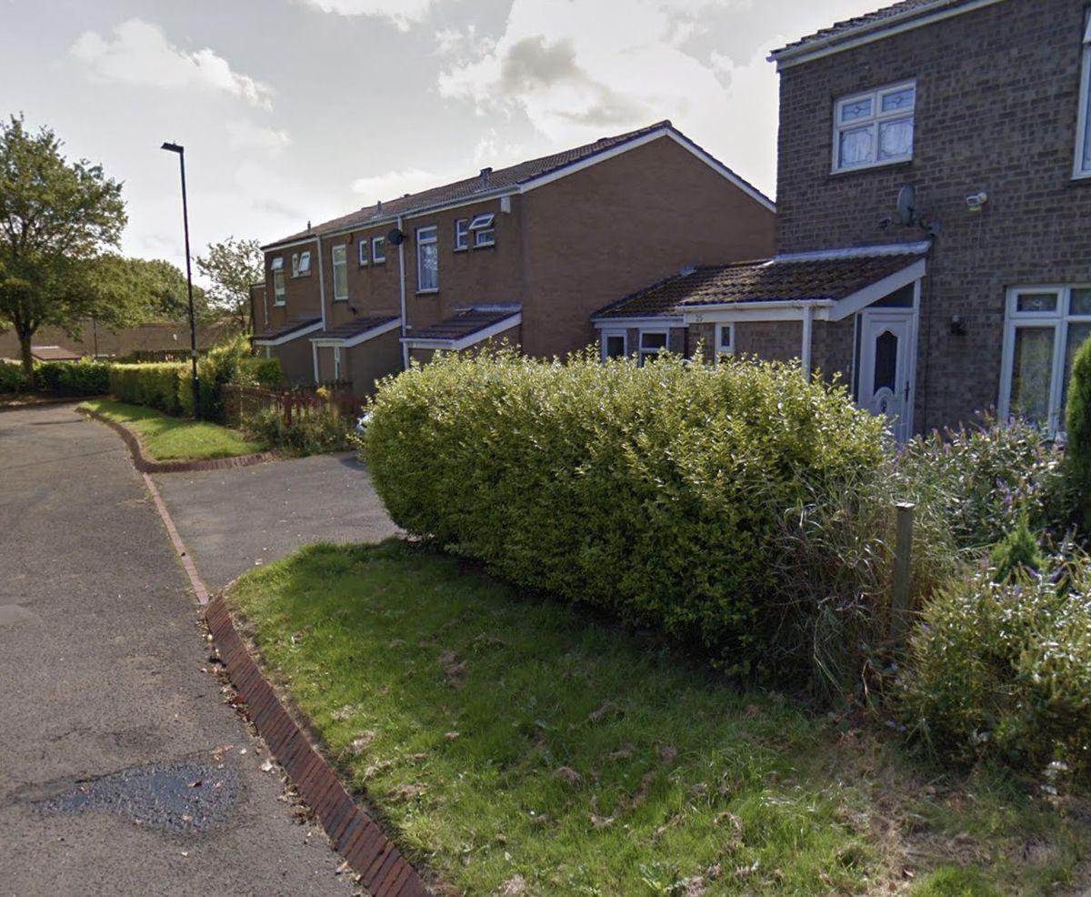 Dover Close, Bartley Green. Photo: Google StreetView