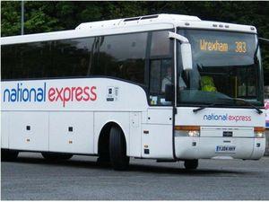 National Express runs coach services across the UK
