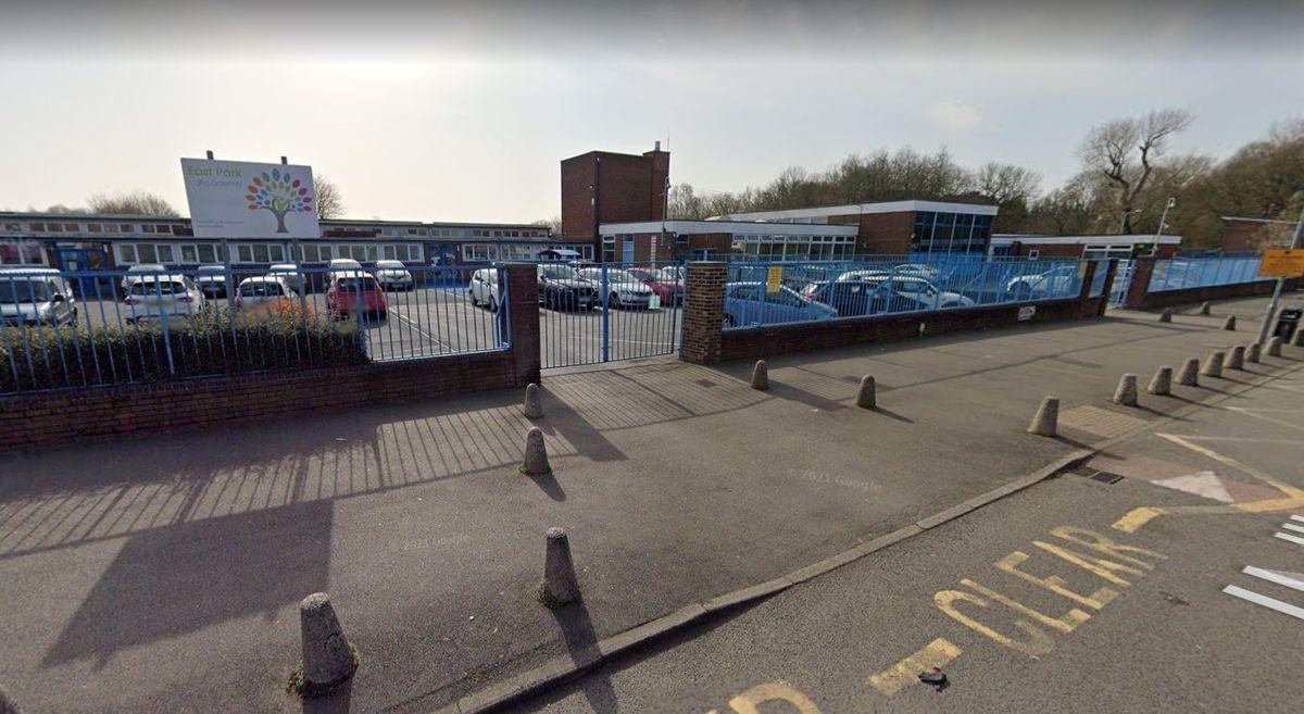 East Park Academy. Photo: Google.