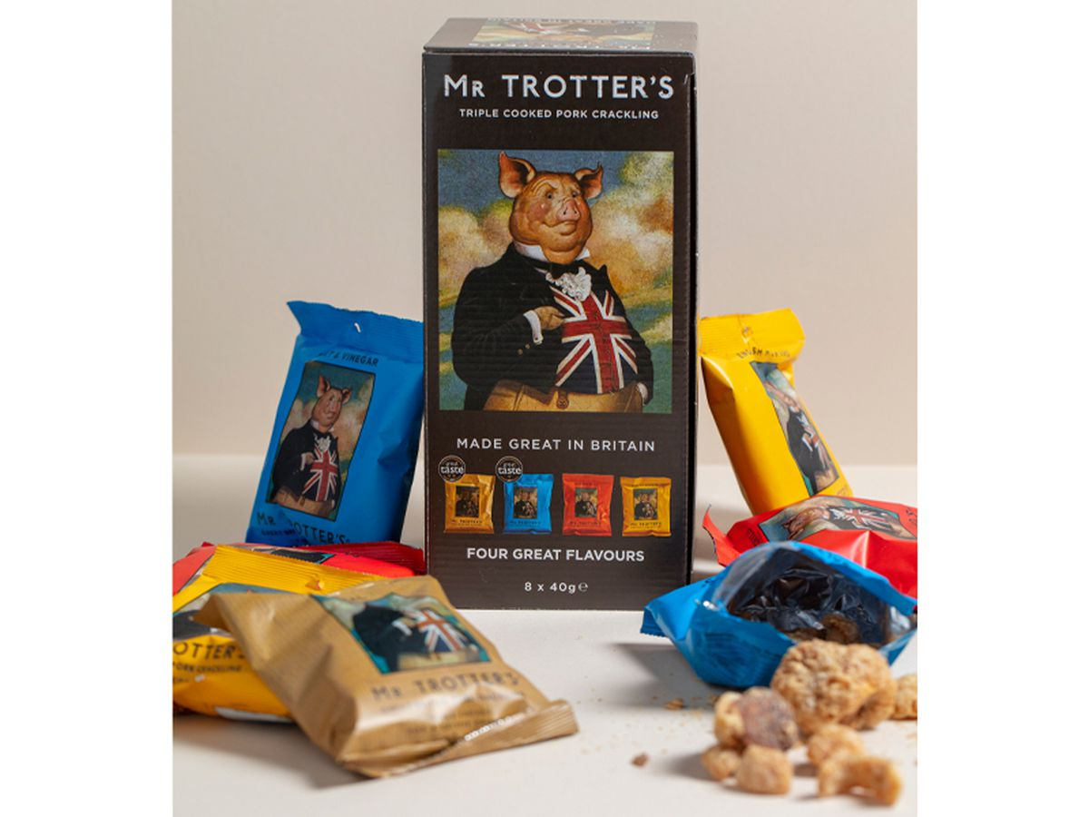 Mr Trotter's Eight Pack Gift Selection