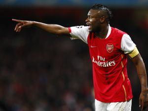 William Gallas captained Arsenal