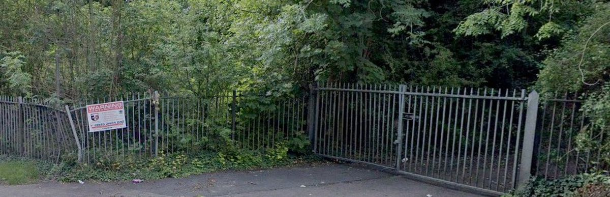 Entrance to the Gorge Nature Reserve in Gorge Road, Lanesfield, Wolverhampton. Photo: Google Street View
