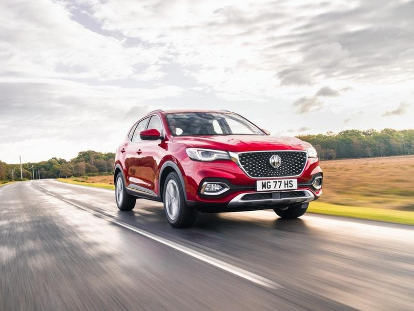 First Drive: Can MG break into the SUV mainstream with the new HS?