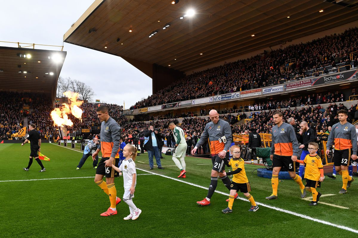 Wolves got back to winning ways against the Bluebirds (AMA)