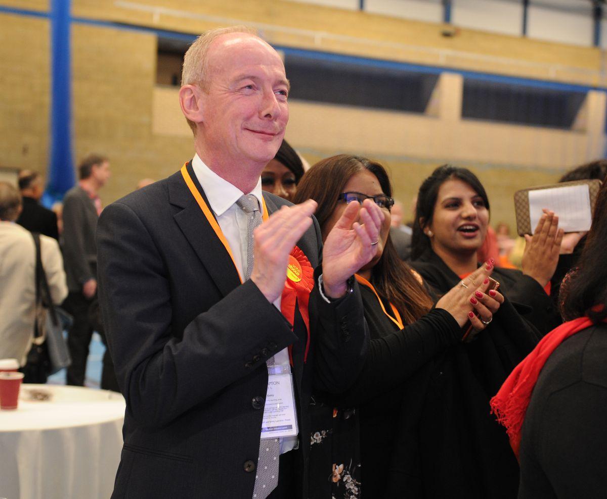 City MP Pat McFadden applauds Labour success