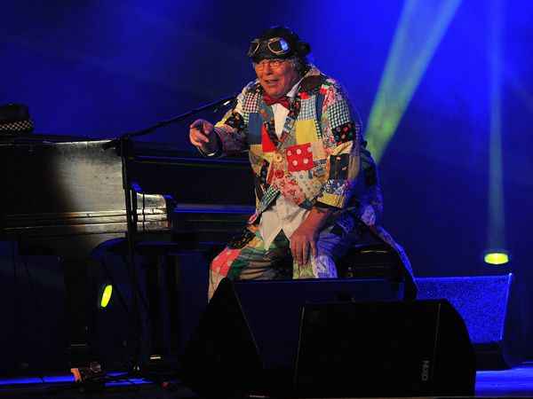 Roy Chubby Brown's appearance in Bilston caused controversy