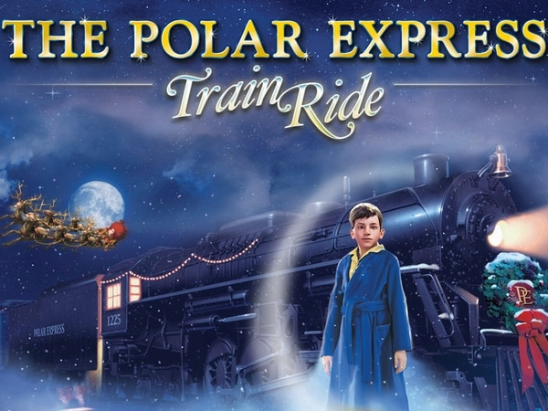 How you can board the Polar Express in Birmingham