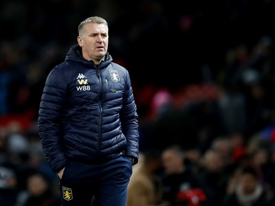 Dean Smith: Aston Villa need to tighten up at the back