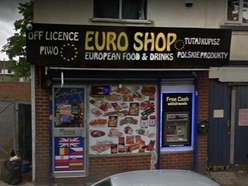 Trouble-hit shop in Wolverhampton applies for new licence