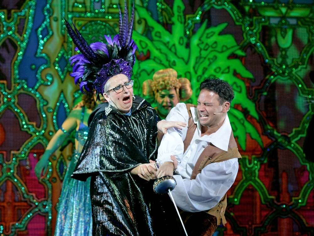 Song, dance and celebrity silliness: Dick Whittington, Wolverhampton Grand Theatre - review