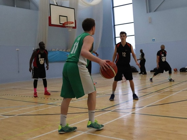 West Brom Basketball Club intensity pleasing Dale Deakin