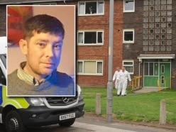 Murder trial told of horror after victim found lying dead in flat