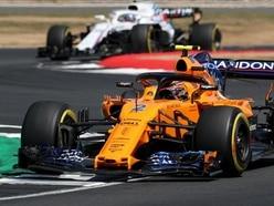 Did Stoffel Vandoorne's McLaren hit a bird during F1 qualifying?
