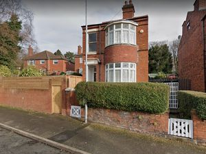 A house in Sandwell Street, Walsall, which could be converted into a HMO. Photo: Google Maps