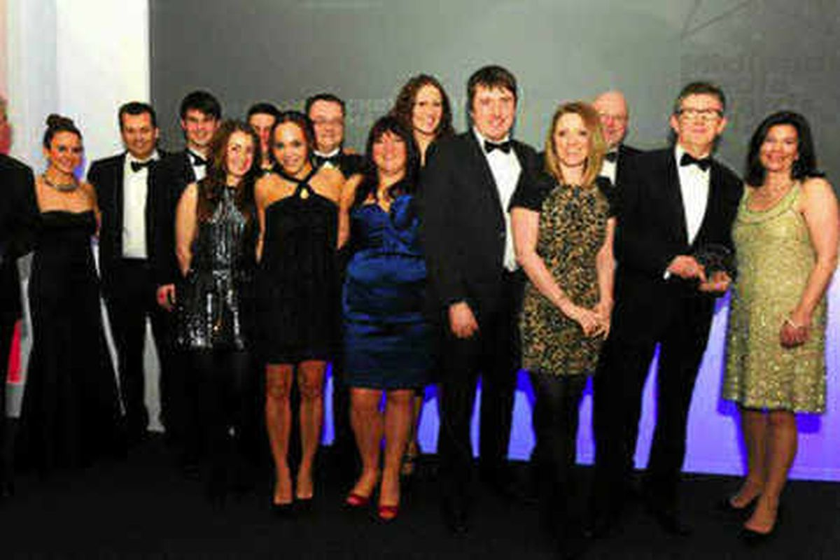 E&S crowned Midlands Newspaper of the Year