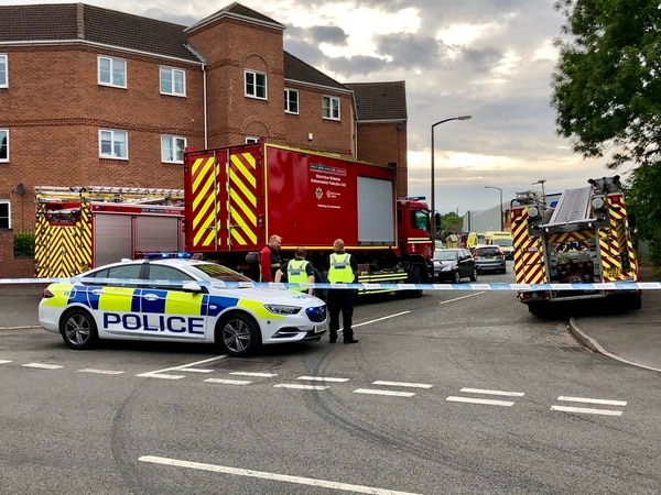 Homes evacuated after Black Country chemical leak