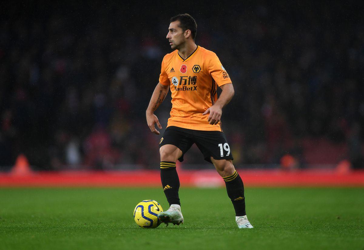 Jonny of Wolverhampton Wanderers. Photo credit: AMA