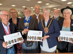 Wolverhampton art group publishes book for centenary
