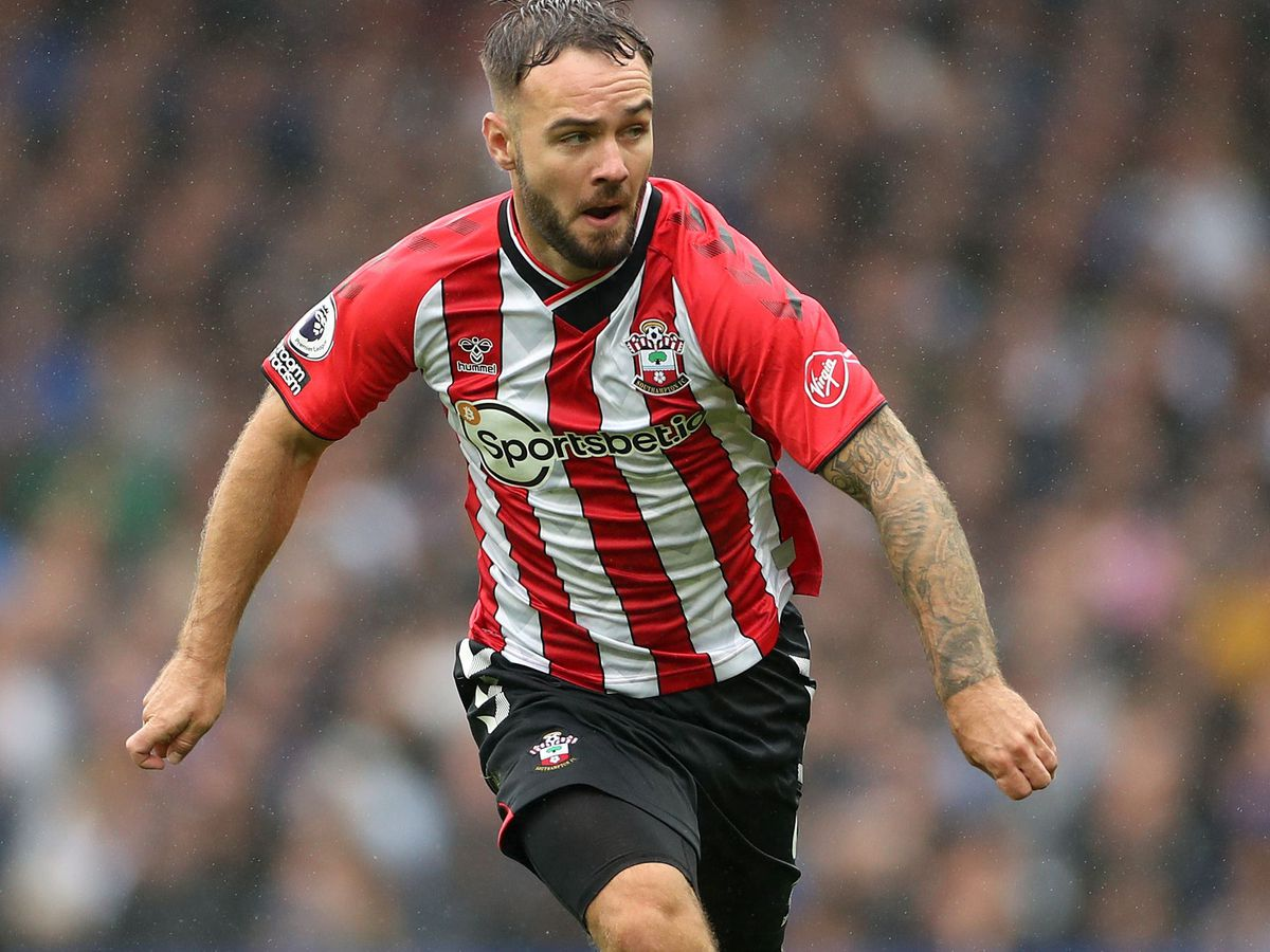 Adam Armstrong joined Southampton from Blackburn in August