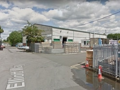Man dies after explosion at factory in Birmingham