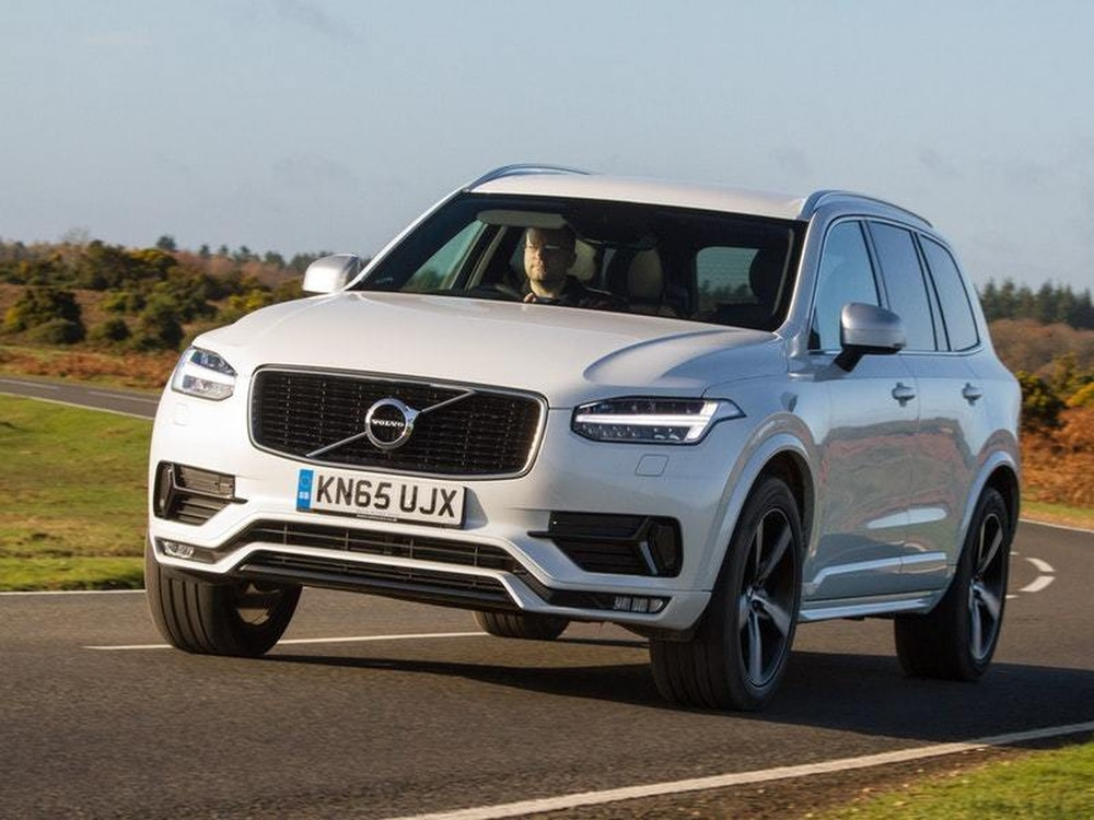 no fatal crashes in volvo xc90 since 2002 release