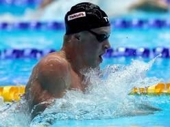 Adam Peaty claims gold in South Korea