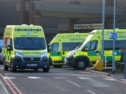 Hospitals in crisis: Thousands across the region wait more than four hours to be seen at A&E