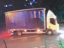 Thieves flee in lorry after raiding eight businesses in one night