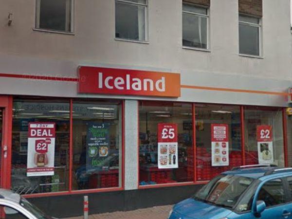 The Iceland store in Cradley Heath. Photo: Google