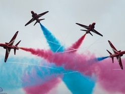 RAF Cosford Air Show up for television award