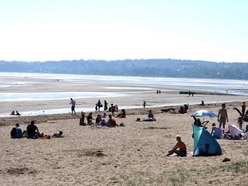 Wales, Scotland and N Ireland record warmest Easter Sunday temperatures