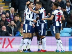 Hal Robson-Kanu faces late fitness test for West Brom's trip to QPR