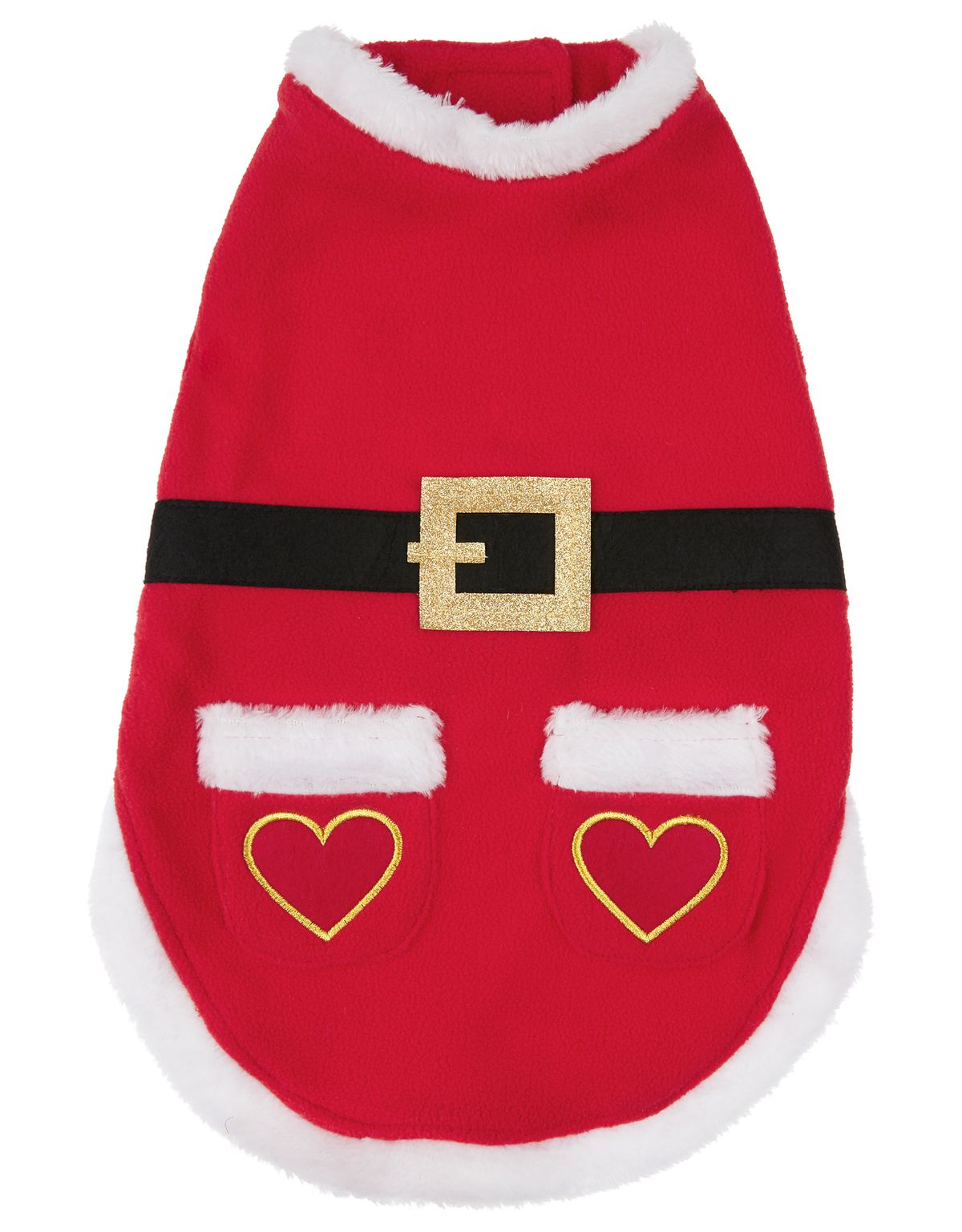 Christmas dog santa outfit, £12, Accessorize