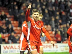 Joe Edwards: Walsall's fans are spurring me on