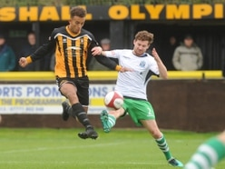 Danny Waldron earns Rushall a point