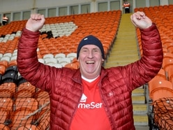 Blackpool v Walsall: Find your face at the game