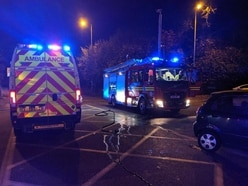 Woman, 82, dies after A449 crash in Wolverhampton