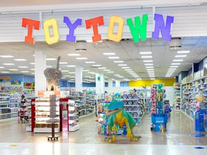 Toytown and  Baby World, new store has now opened Merry Hill Shopping Centre. Picture: Shaun Fellows / Shine Pix Ltd