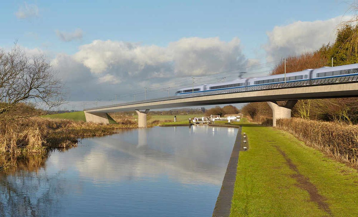 HS2 'will benefit all and won't be rushed', says transport minister
