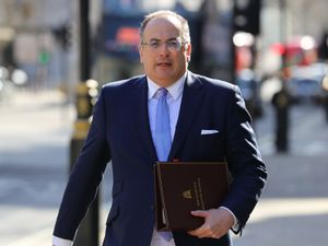 Solicitor General Michael Ellis QC (Aaron Chown/PA)