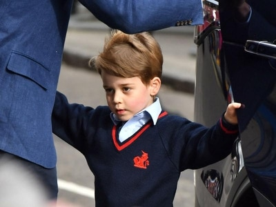 In Pictures: Prince George's best moments as he turns five