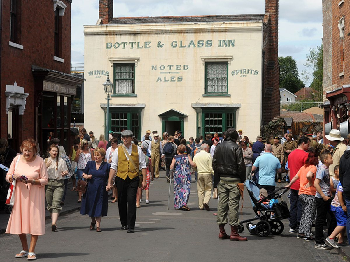 The Black Country Living Museum is celebrating its 40th anniversary