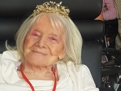 Nora celebrates her 100th birthday in style