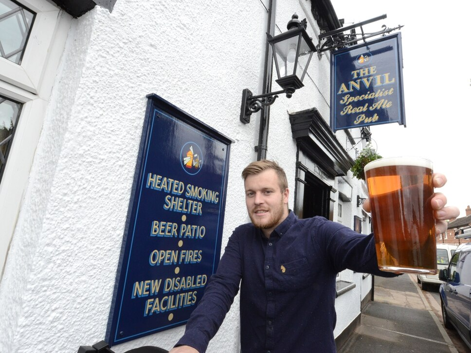 Shifnal pub reopens after £1 million brewery makeover