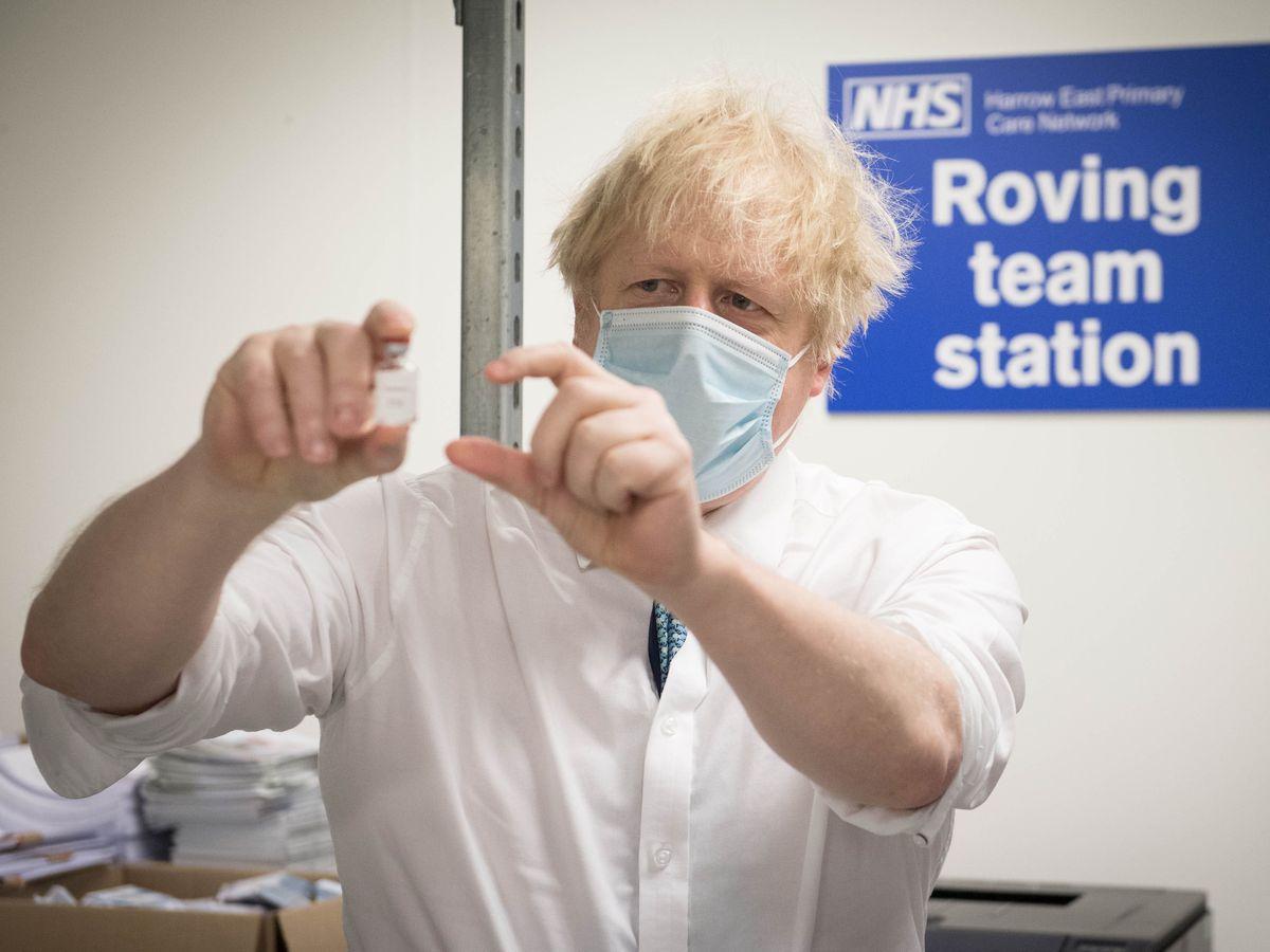 Coronavirus – Mon Jan 25, 2021