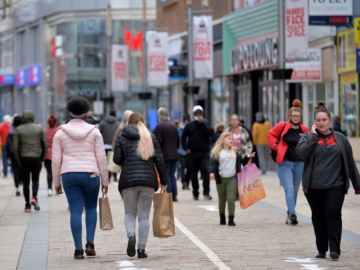 An average of 11 businesses a day have been created in Wolverhampton in the first half of 2021