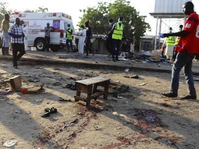 13 killed after suicide bombing attack strikes Nigerian city